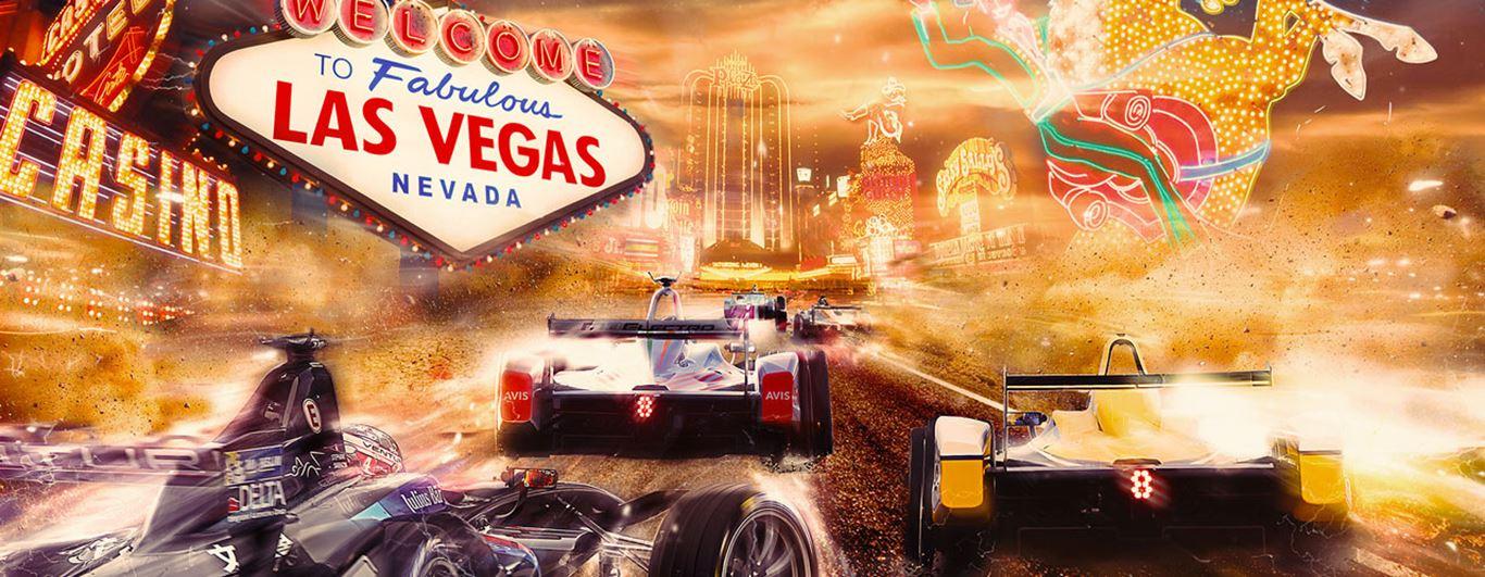Visa Vegas eRace