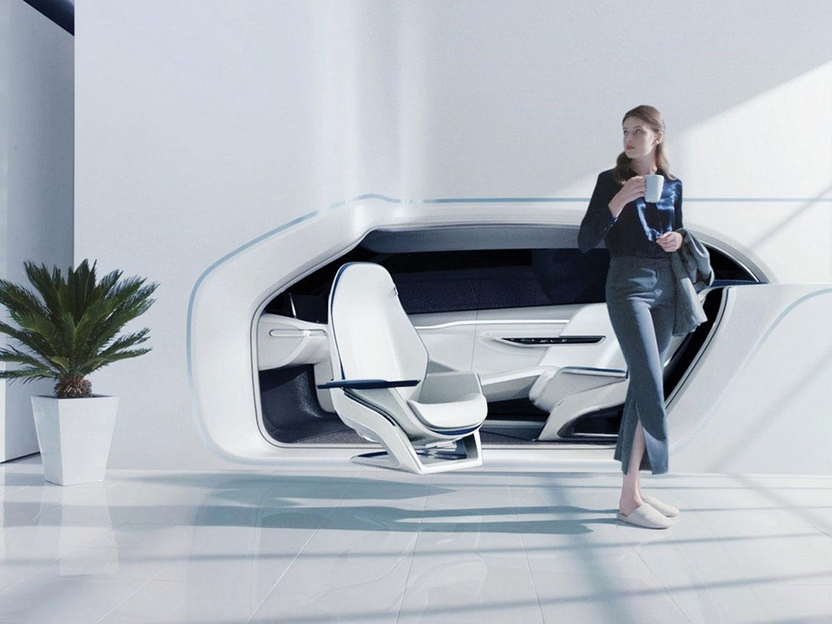 Hyundai Mobility Vicion