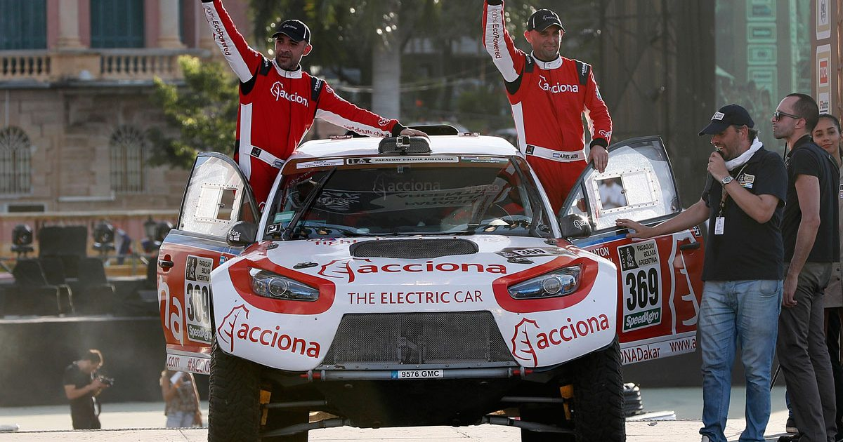 Acciona Eco Powered