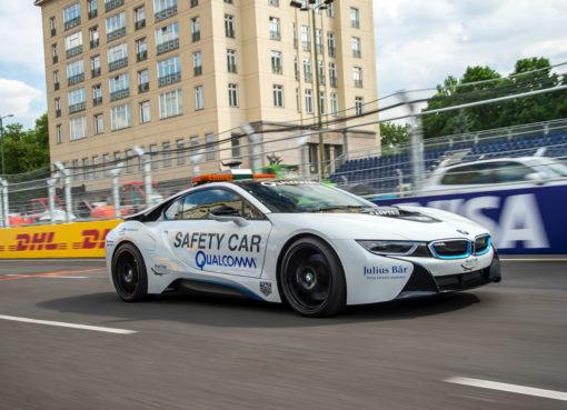 BMW i8 Formula E