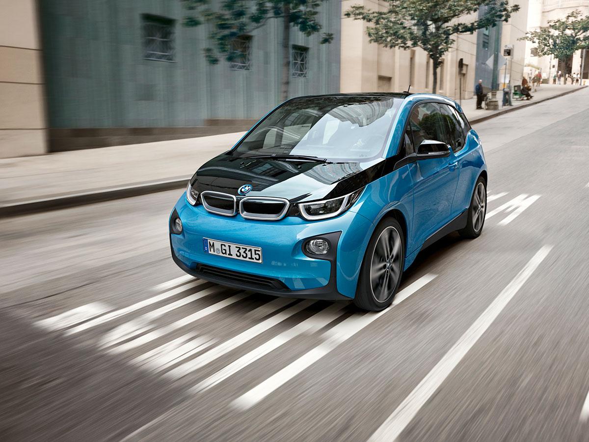 BMW i3 оценили в рублях