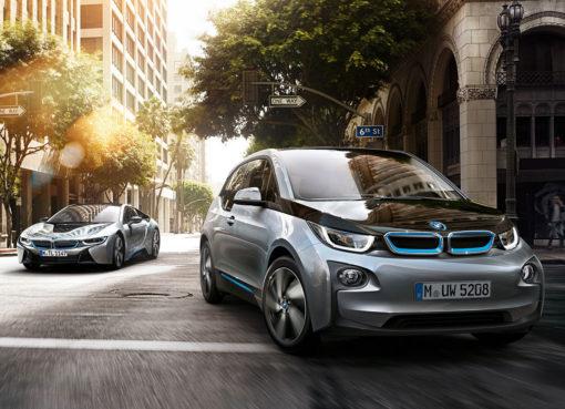 BMW i3 и i8