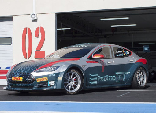 Tesla Model S Electric GT
