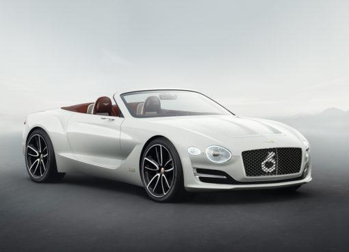 Bentley EXP 12 Speed 6e Roadster Concept
