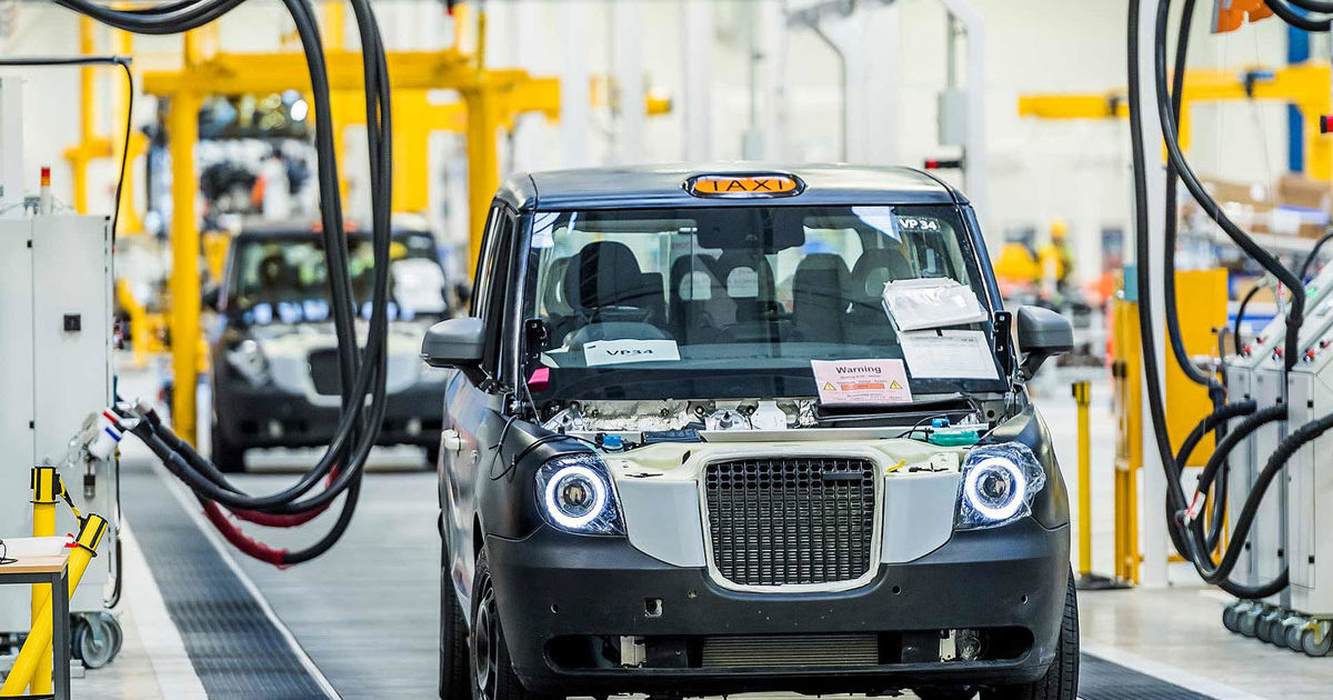New London Taxi