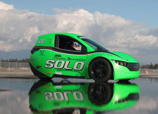 Electra Meccanica Vehicles Solo R