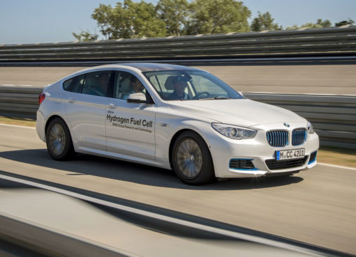 BMW 5-Series GT FCV
