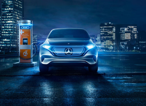 Daimler invests in ChargePoint