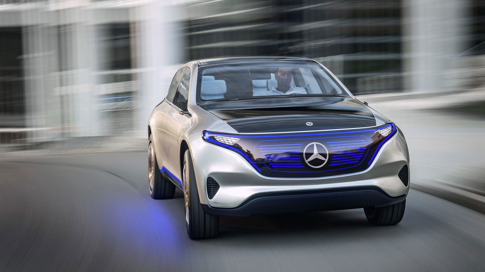 Mercedes Generation EQ Concept 01