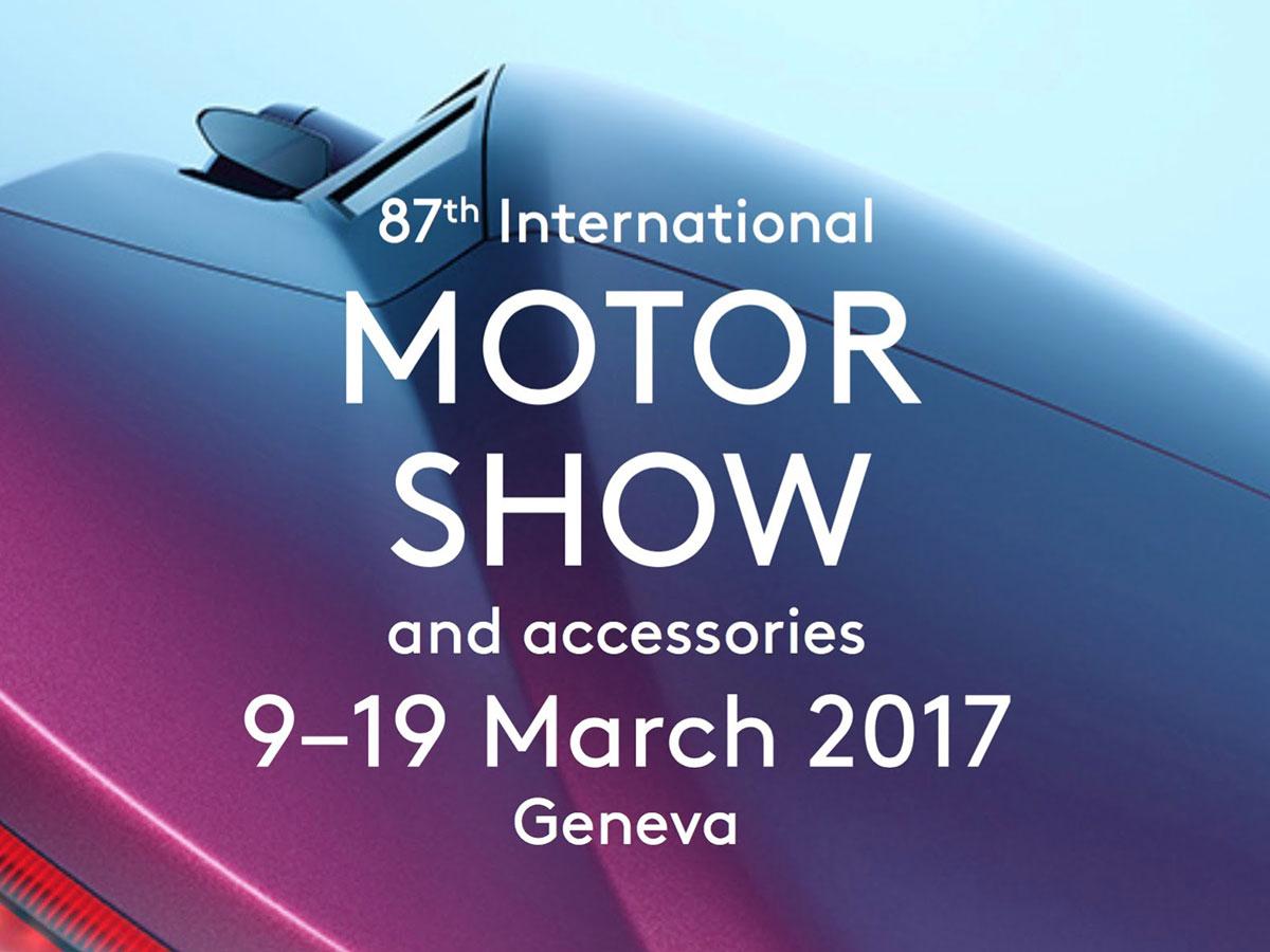 Женевский международный автосалон 2017