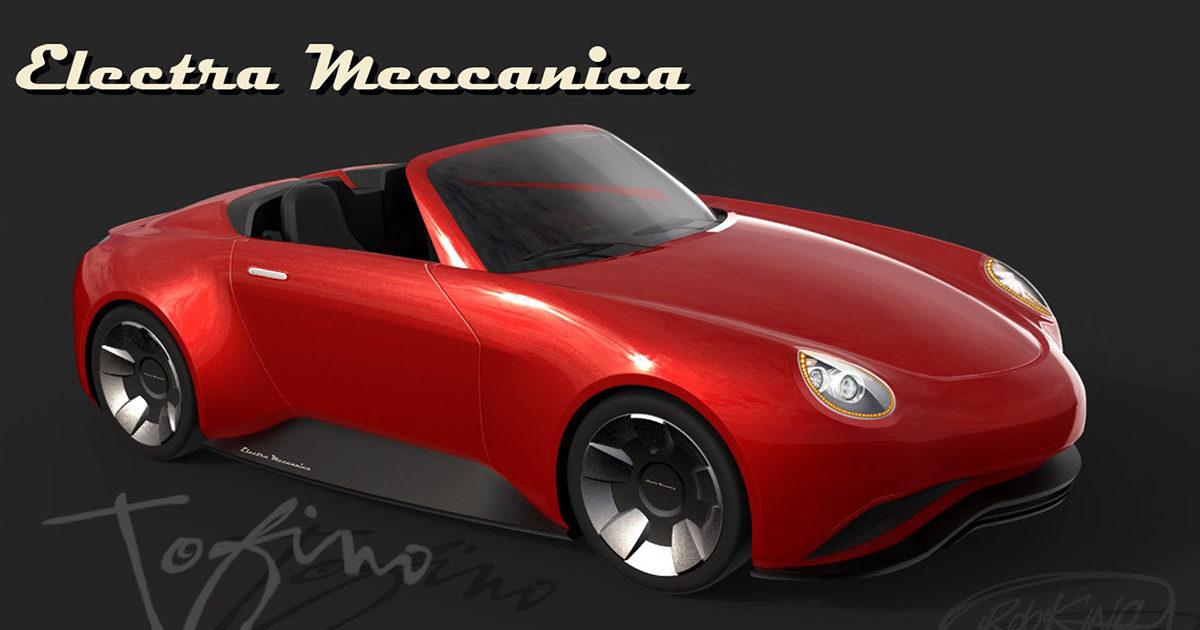 Electra Meccanica Tofino