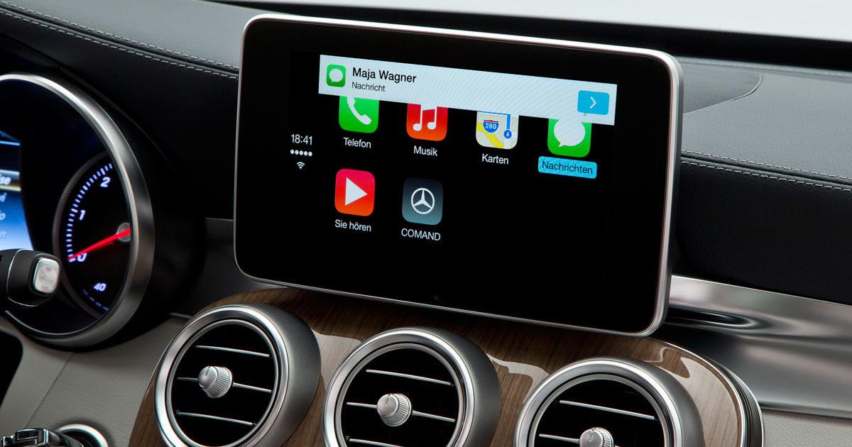Apple Car Play