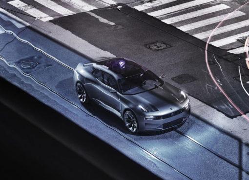 Lynk&Co EV sedan concept