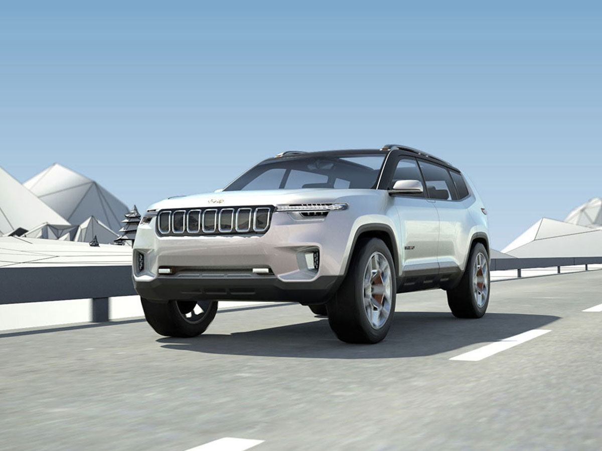 Jeep Yuntu
