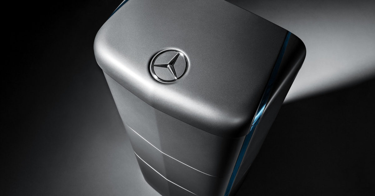 Mercedes Energy Storage