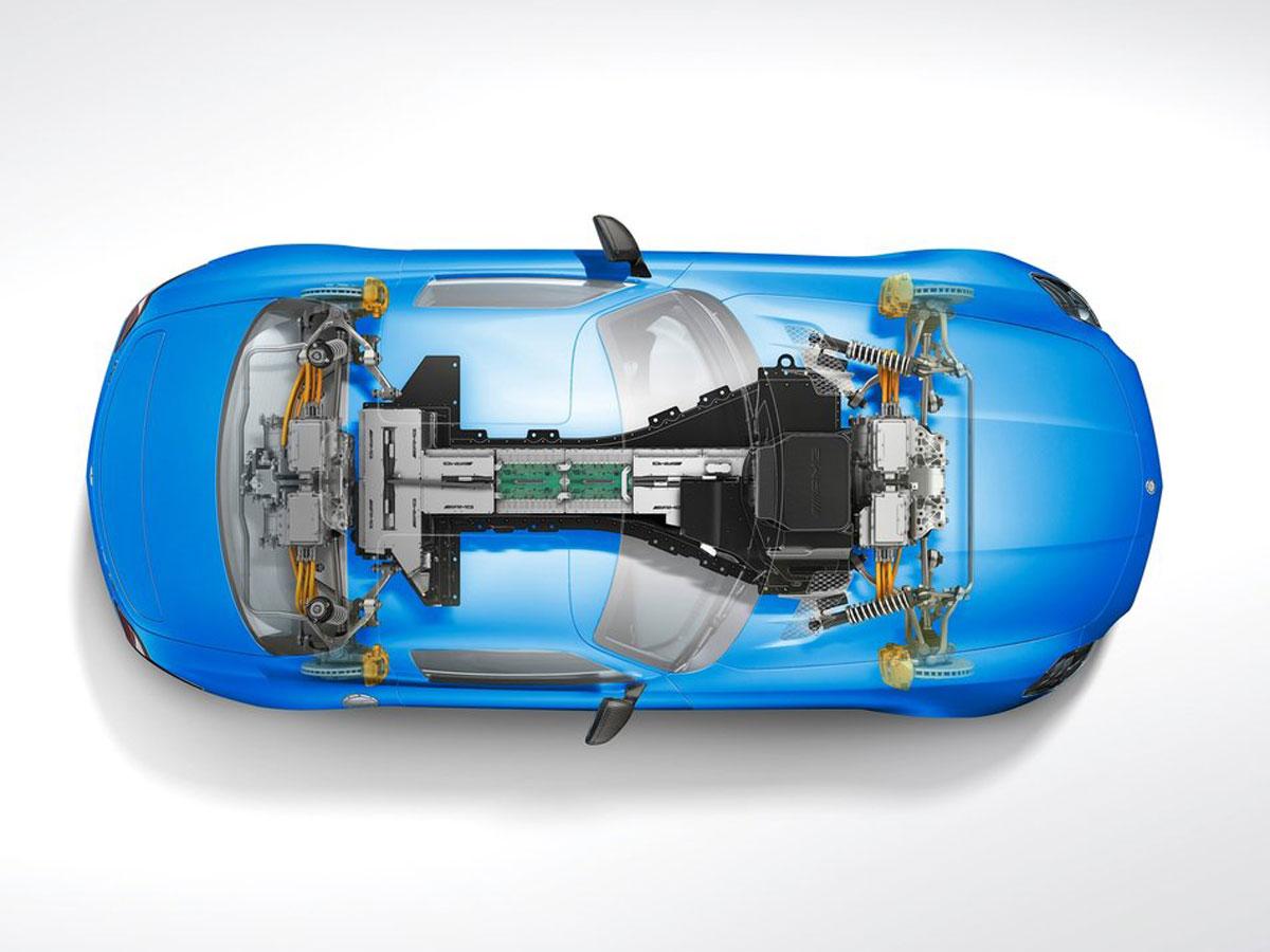 AMG SLS Electric