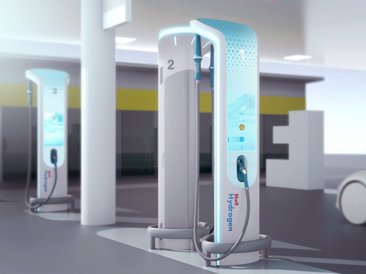 BMW Hydrogen Station