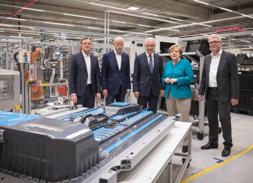 Daimler Gigafactory ACCUMOTIVE