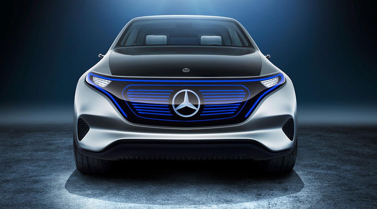 Mercedes EQ C