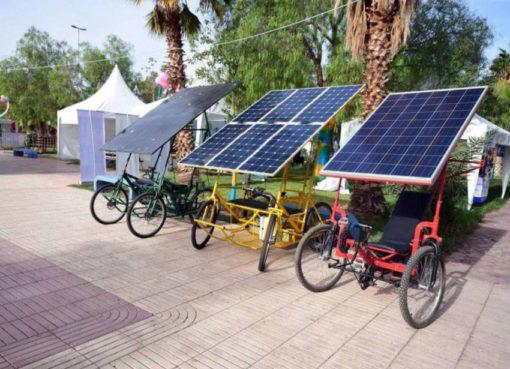 Solar E-Cycle
