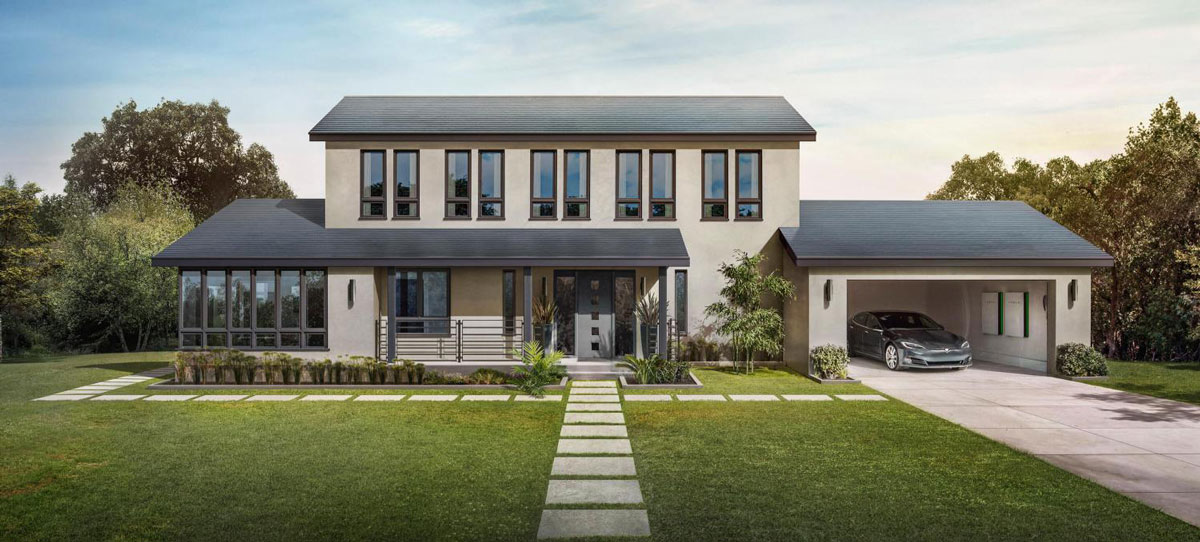 Tesla Roof
