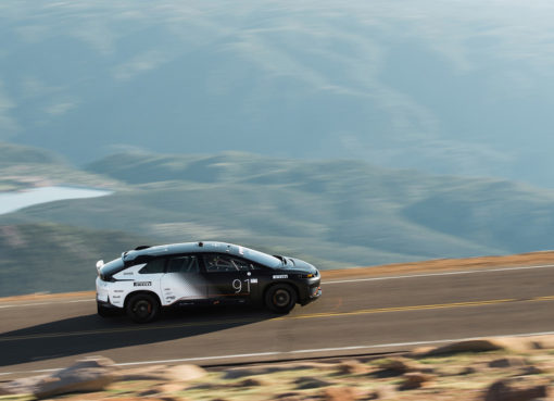 Faraday Future FF91 Pikes Peak