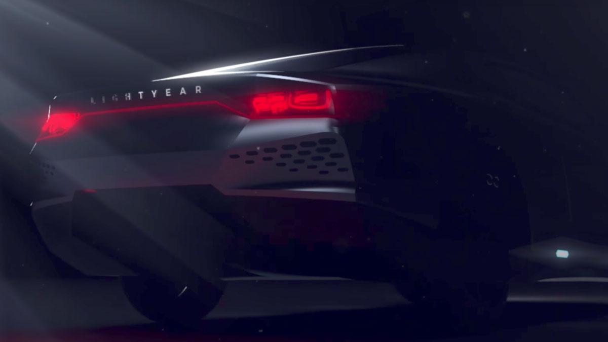 Lightyear One car