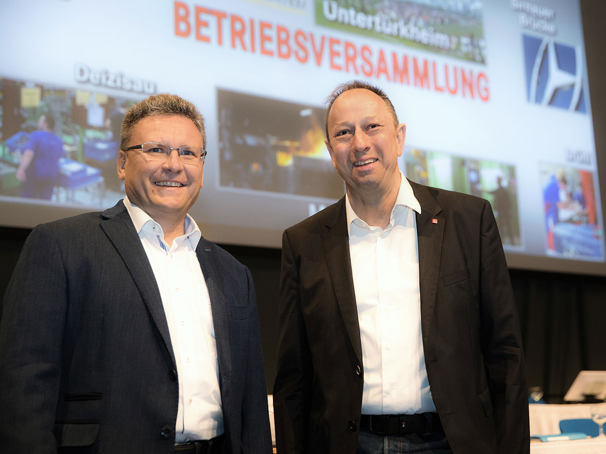 Mercedes-Benz Untertürkheim