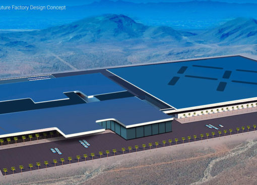 Faraday Future Factory