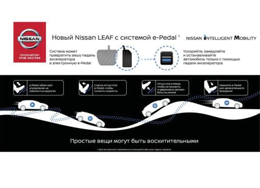 Nissal Leaf e-Pedal
