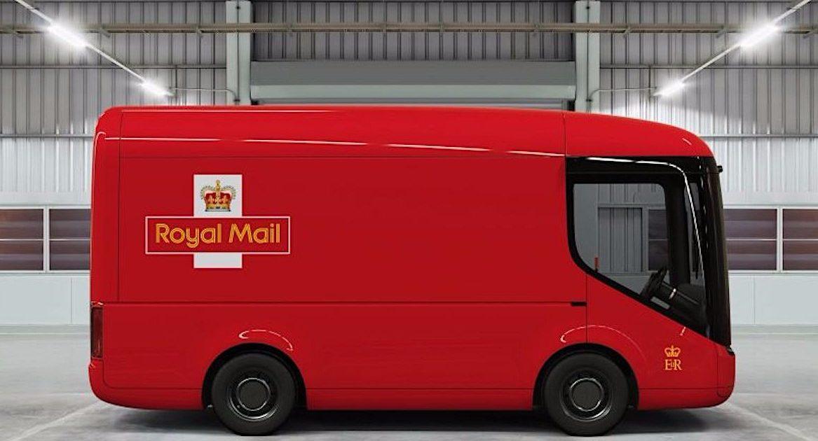 Arrival Royal Mail EV