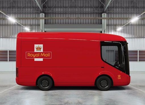 Arrival Royal Mail EV