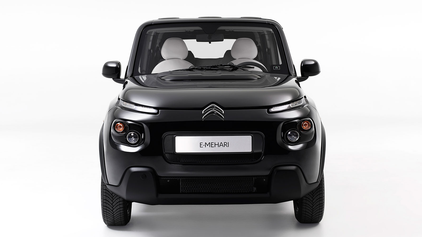 Citroen E-MEHARI Styled by Courrèges