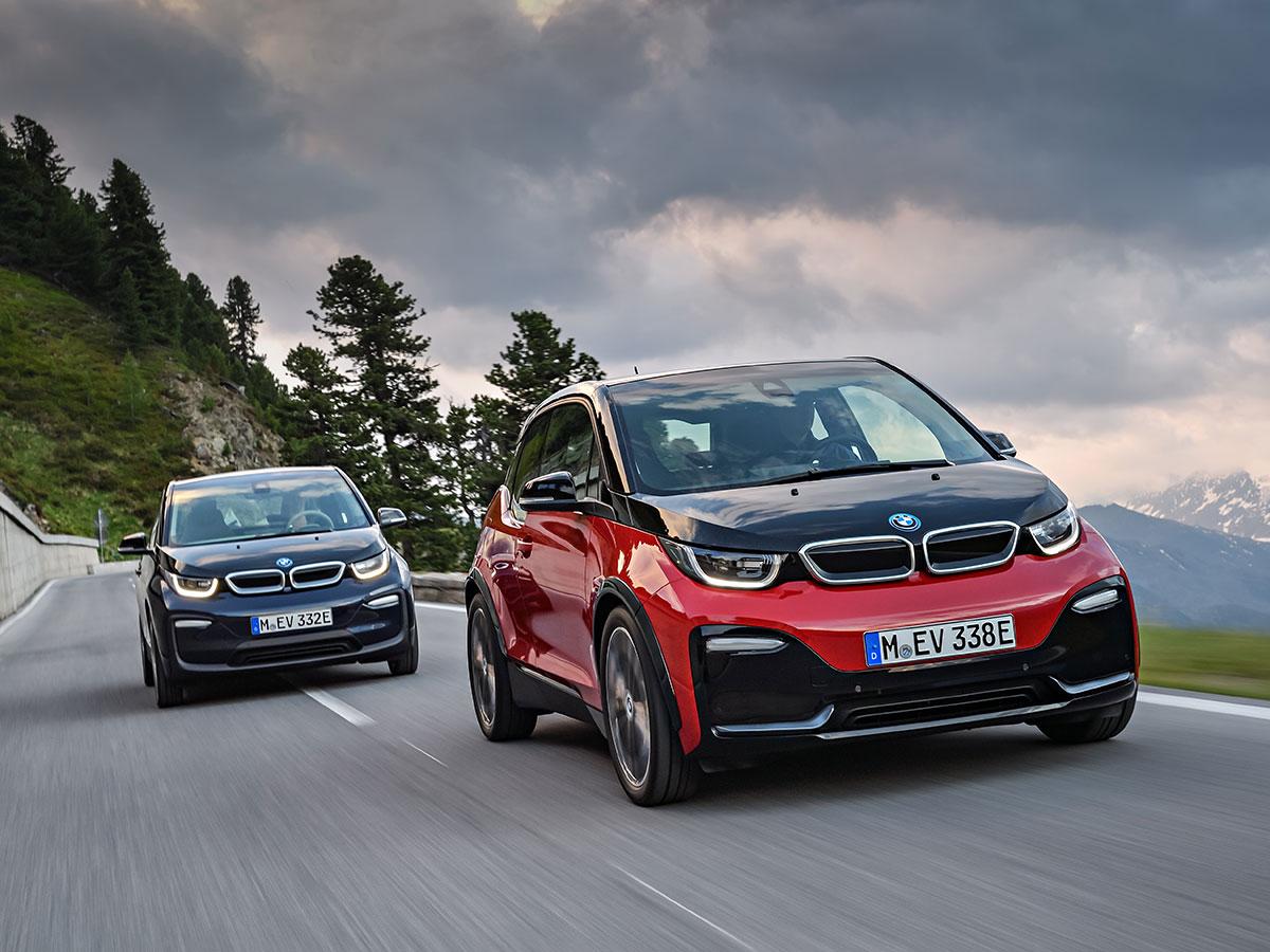 BMW i3 / i3s 2018