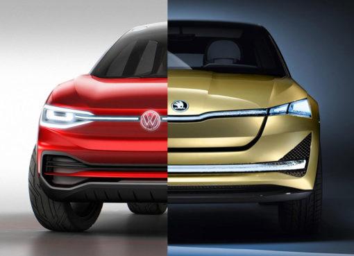 VW-ID-CROZZ-SKODA-VISION-E