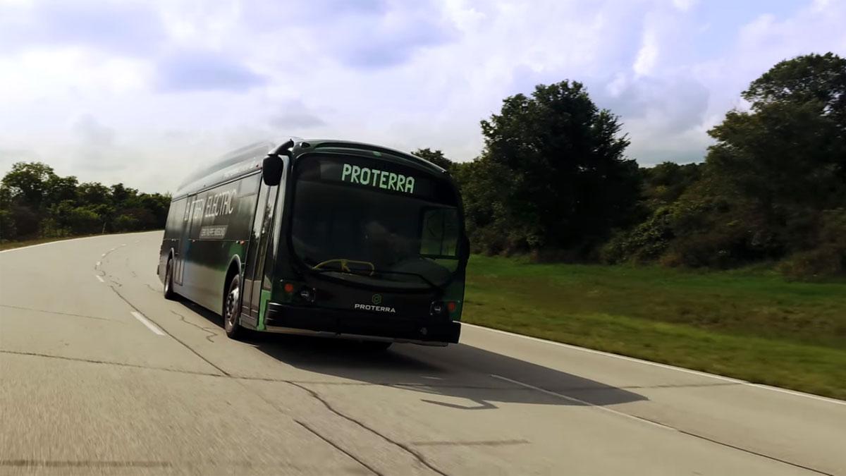 Proterra Catalyst E2 max