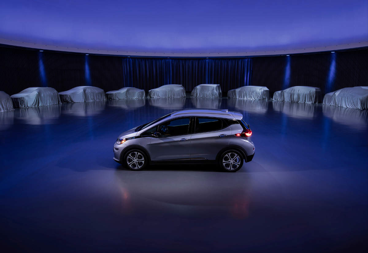 GM Chevrolet Bolt