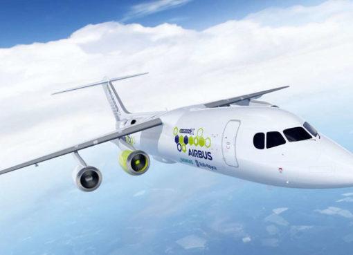 Airbus e-FanX