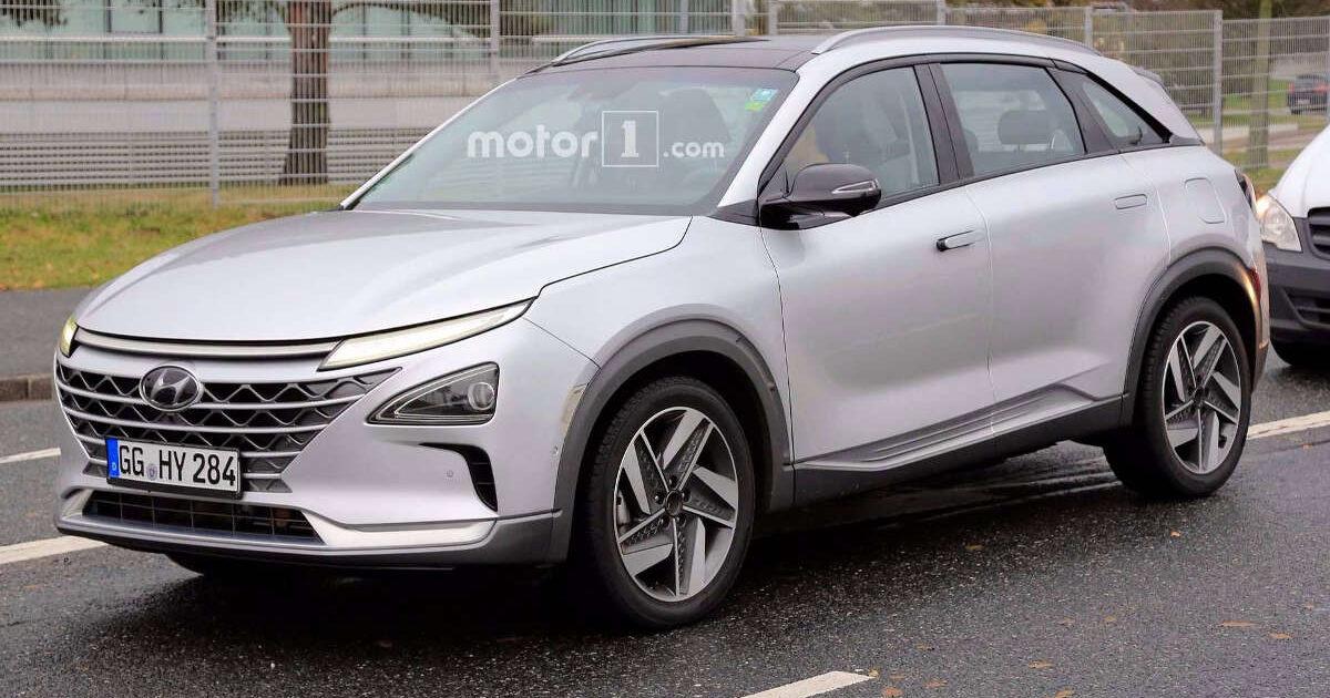 Hyundai FCEV 2018