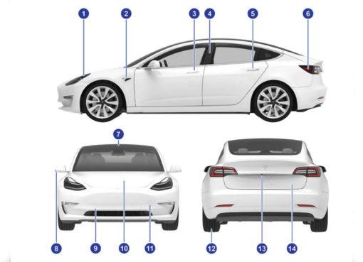 Tesla Model 3 Manual