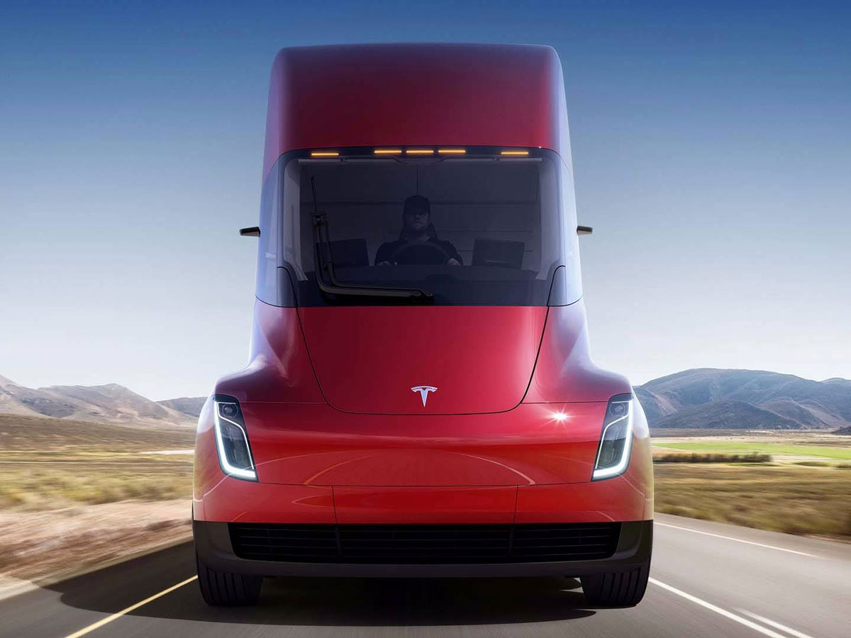 tesla semi price