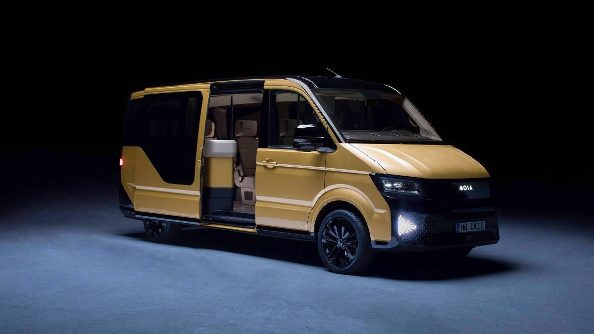 Volkswagen Moia Concept