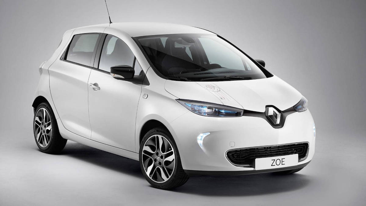 Renault Zoe Star Wars Edition