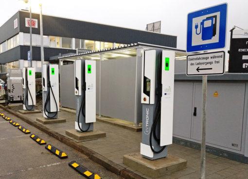 ultra-e fast charging