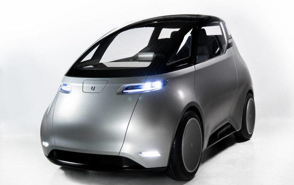 Uniti EV car