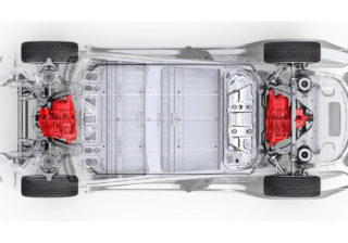Tesla Model 3 AWD