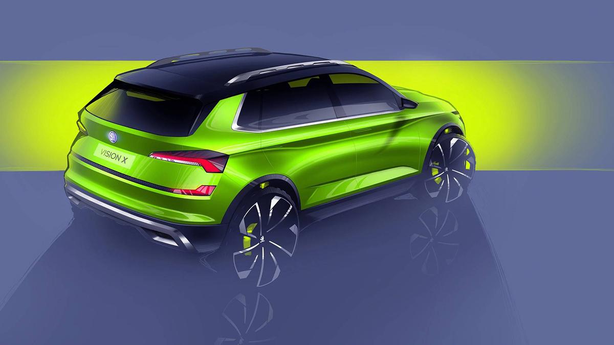skoda-vision-x-concept-rear
