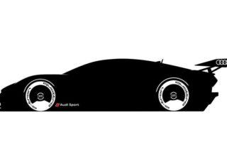 Audi VisionGT etron
