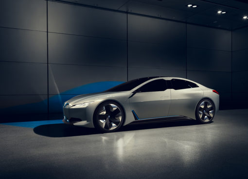 bmw i4 electric gran coupe