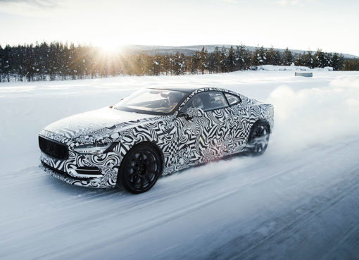Polestar_1_winter_test_drive